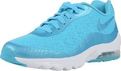 f7de0a1aec NIKE Womens Air Max Invigor BR Running Trainers 833658 Sneakers Shoes (US  5.5, Gamma Blue White 441)