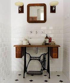 What's Hot? Recycled Bathroom Vanities | The Design Pose Blog| St Louis, Missouri | Patrice Munden | 636.220.7213 | Bloglovin'