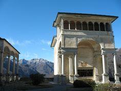 Sacro Monte di Varallo, Cappelle e Prealpi  #TuscanyAgriturismoGiratola