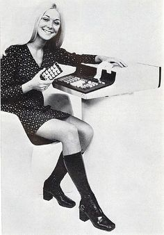 The Personal Computer, 1971  http://www.pinterest.com/eymansays/best-of-times/