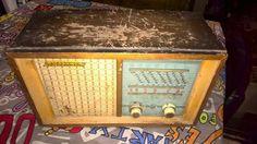 Radio antigua antes 1