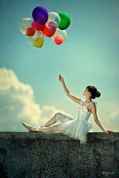 Cool balloon idea.