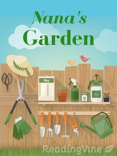 Nanas Garden - Students will read the passage and answer questions on context clues and plot summary.