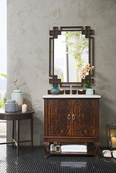 "31"" Palm Beach Single Bathroom Vanity – VANITIES EXPO"
