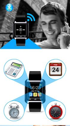 Smart Watches - SMARTH WATCH BLUETOOH was sold for R499.00 on 14 Nov ... - Online shopping for Smart Watches best affordable deals from a wide selection of top quality Smart Watches at: topsmartwatchesonline.com
