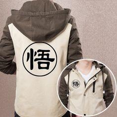 >> Click to Buy << Japanese Anime Dragon Ball Goku Hooded Jacket Autumn Unisex Cosplay Goku coat Halloween Hoody Goku Sweatshirt 030511 #Affiliate