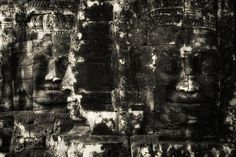The faces of Bayon Temple - www.astphotodesign.com