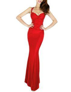 Grace Karin® Red Prom Evening Dresses Long Deep V Neck Sexy Bling Sequins Party Dress (2) Threeseasons http://www.amazon.com/dp/B00ORN0DRG/ref=cm_sw_r_pi_dp_xTaWub0ZMDTG1