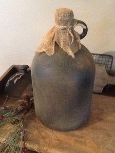 58 Best Prim Jars Images Primitive Crafts Jar Crafts