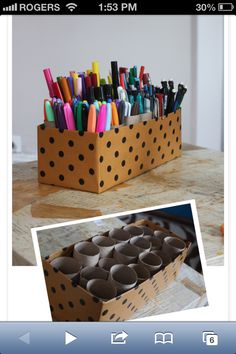 Organize markers