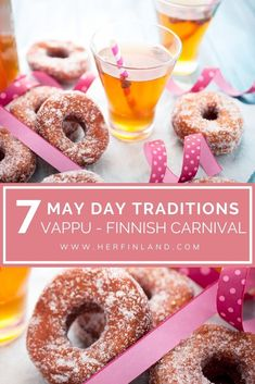 Discover Finnish May Day traditions aka vappu traditions and learn about this Finnish spring carnival Finland Facts, May Day Traditions, Finland Destinations, Finnish Cuisine, Nordic Recipe, Spring Carnival, Finland Travel, Tour Around The World, Public Holidays