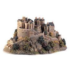 Lilliput Lane Edinburgh Castle  #Enesco