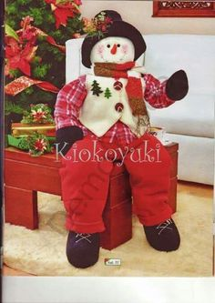 , Christmas Fabric, Christmas Snowman, Christmas Stockings, Christmas Crafts, Christmas Decorations, Christmas Ornaments, Holiday Decor, Noel Fisher, Noel Gallagher Young