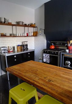 cool ikea and more kitchen: doorsixteen_kitchenreno_shelves1