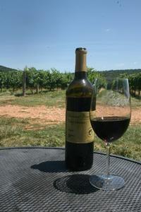2008 Virginia Syrah, Breaux Vineyards Cellar Selection