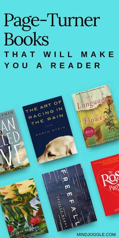 If you want to read more books, try one from this reading list from Mind Joggle. These highly readable books are perfect page-turners for anyone who wants to make reading a habit and a hobby. Choose literary fiction, contemporary fiction, historical fiction, classics, light reads, mysteries and thrillers, and nonfiction and memoir. #books #booklist #fiction #nonfiction Reading Habits, Reading Nook, Reading Lists, Book Lists, Historical Fiction Novels, Literary Fiction, Fiction And Nonfiction, Best Books To Read, Good Books