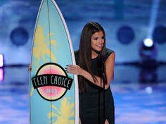 Teen Choice Awards 2013 Selena gomez