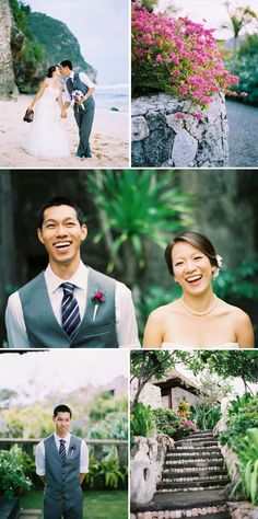 Bali Wedding by Leo Patrone