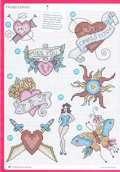 (2) Gallery.ru / Фото #52 - The world of cross stitching 165 - WhiteAngel