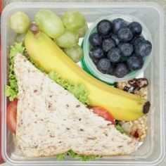 Old School Lunch - 10 Quick and Healthy Lunch Ideas - Shape Magazine