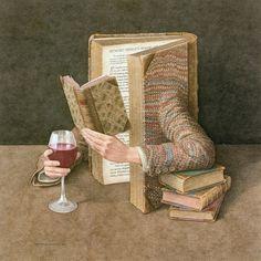 Le più belle immagini per promuovere la lettura - DidatticarteBlog
