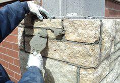 Building Stone Mortar