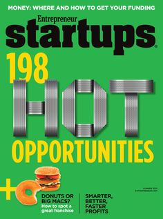"Entrepreneur Startups summer issue featuring ""198 Hot Opportunities"" Read the issue on your iOS device: http://entm.ag/10MU9j8"