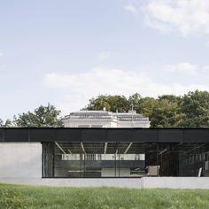 BAUKUNST .  Adeps Sports Centre la Fraineuse . Spa (1)