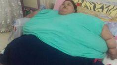 Mulher mais pesada do mundo vai passar por cirurgia bariátrica