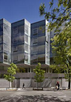 The Dillon / Smith-Miller+Hawkinson Architects