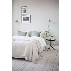 Going Gray: This Light-Filled Home Gives a Lesson on Neutrals  #bedroom #onetofollow #loveit #ilove #inspo #instahome #design #interiorinspiration #interior_design #designinspo #inspiration #interiorforinspo #instadaily #followme #interiorstyling#interiør #interior #instagood #interiordecoration #instaroom #roomforinspo #instamood #follow #designinspiration #roominterior #homedecor #homestyle #interior4all #greybedroom #biegebedroomSuperiorCustomLinens - Handmade Linen Bedding Baby Bedding…