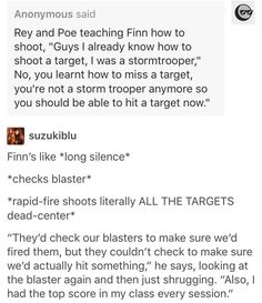 Finn Rey poe dameron Star Wars the force awakens tfa Finn Star Wars, Star Wars Rebels, Star Trek, Reylo, Rougue One, Plus Tv, Dc Memes, The Force Is Strong, Star Wars Humor