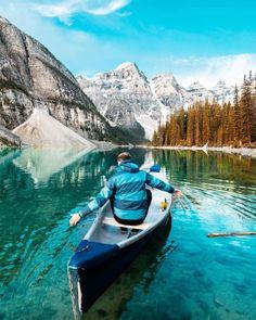 Sabia que o @decolar tem várias opções de pacotes personalizados de acordo com seu perfil? Dá pra escolher a viagem que mais combina com você pra curtir as férias perfeitas. Já imaginou você ai explorando as paisagens mais lindas do Canadá? #DecolarMeLeva #ad
