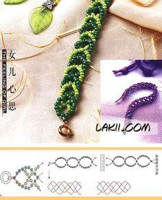 Favoriete De 20 beste afbeelding van DIY: Ibiza armbandjes - Bracelets, DIY #MJ79