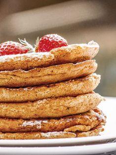 Pancakes vegan avoine