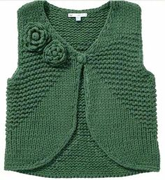 Best 12 This Pin Was Discovered By Fat – - Diy Crafts - Marecipe, Diy Abschnitt, Kids Knitting Patterns, Knitting For Kids, Baby Pullover, Baby Cardigan, Crochet Baby, Knit Crochet, Baby Girl Vest, Kids Poncho, Baby Dress Design