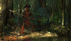 Arnaud Pheu - Indian Warrior