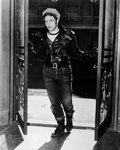 Marlon Brando, The Wild One