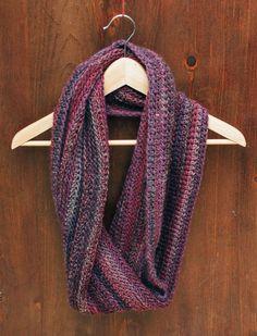 Elegant Handmade Crochet Scarf - Tightly Stitched Cowl Accent Scarf
