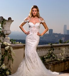 Eve of Milady Couture Collection Style 4356