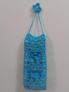 Porta caixas de fósforos, parte 01 #crochet #crochetfilet #portacaixadefosforos