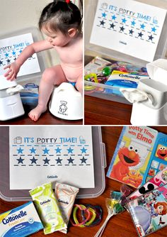 Potty Training Made Easy with the Cottonelle Clean Care Routine #CtnlCareRoutine #pmedia #ad