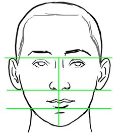 While repetition & direct observation are great for sharpening your skills, here are 10 useful tips to think about as you practice drawing a head.