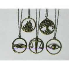a set of 5pcs The original Inspired-The flames of courage Erudite,Candor,Amity,Dauntless,Abnegation necklace and other apparel, accessories and trends. Browse a...