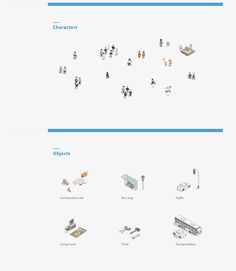 Luxembourg Infographics 2017 on Behance