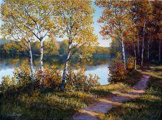 Autumn Path **SOLD**