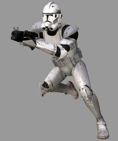 Clone Trooper screenshots, images and pictures - Comic Vine Star Wars Clones, Rpg Star Wars, Nave Star Wars, Star Wars Clone Wars, Star Citizen, Starwars, Star Wars Personajes, Star Wars The Old, Star Wars Drawings