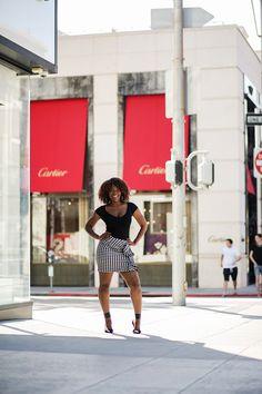 Spring Fashion Trend: How To Wear Ruffles http://www.arteresalynn.com/blog/ruffles-spring-fashion-trend #ootd
