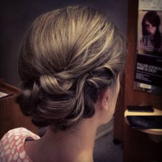 Updo by Laura Reber