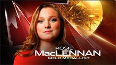 Rosie MacLennan Wins Canada's First Trampoline Gold